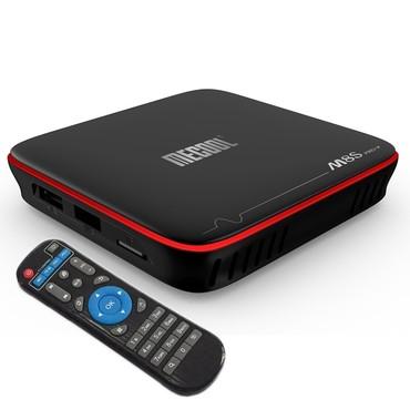 телефон флай 141 тв в Азербайджан: Smart TV Box Mecool M8S pro w (Android 7.1)Смарт тв бокс - Istenilen