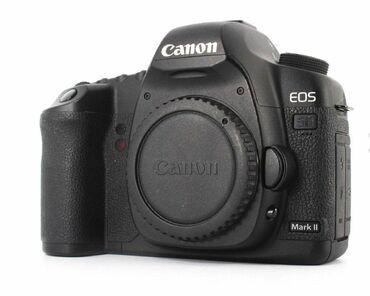 Фото и видеокамеры - Кок-Ой: Canon 5D marc ii 32 флешка 1 батарейка и заряатник оргинал
