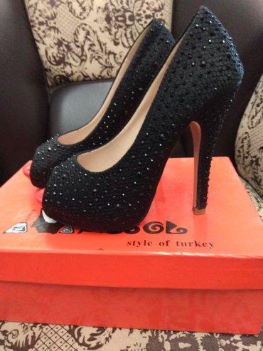 Продаю туфли.размер35.одевала пару в Беловодское