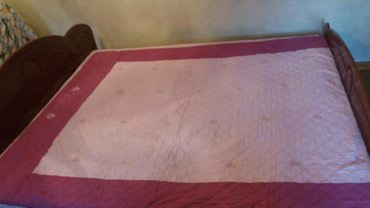 Двуспальная кровать в Бишкек