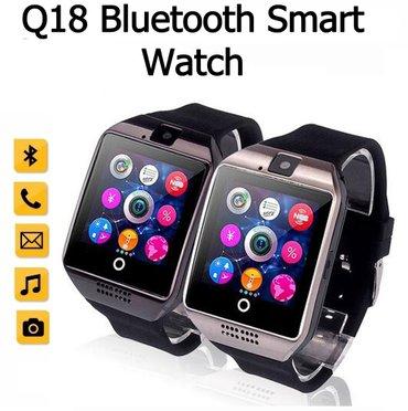 Q18 smart watch - pametni sat -mobilni telefon   novo, nekorisceno - Kragujevac