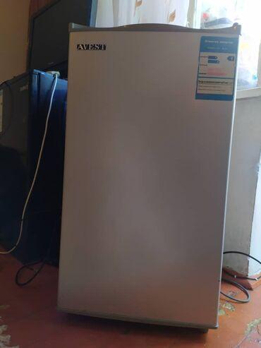 Электроника - Тюп: Б/у | Серый холодильник Avest