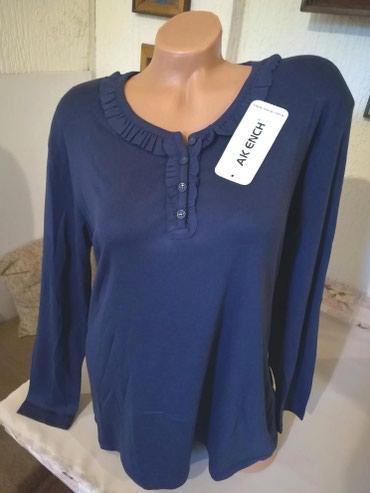 Elegantna zenska bluza - Srbija: Nova zenska bluza akench. Turska. Lepa i elegantna zenska bluza za