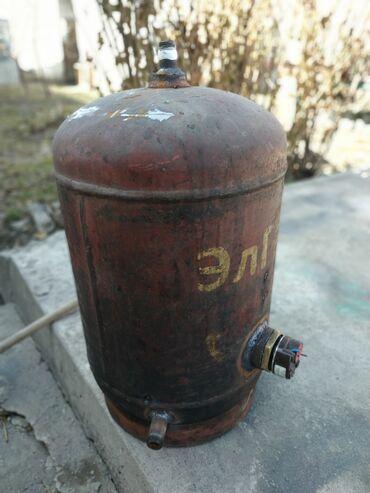 тэн для водонагревателя аристон в Кыргызстан: Аристон с газ баллона . с тэной в комплект рабочей емкость воды 30-35