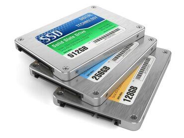 SSD диски с установкой на компьютер или ноутбук.Ваш компьютер или