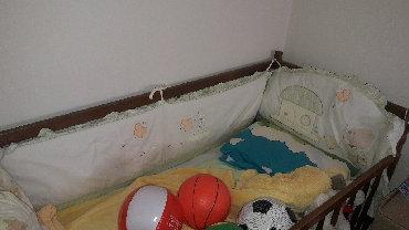 Kuća i bašta - Pirot: Ogradica za krevetac