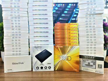 25 hdd в Кыргызстан: SSD Диски (НОВЫЕ /1 ГОД ГАРАНТИЯ)Большой ассортимент, доступные цены
