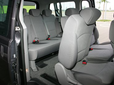 Bakı şəhərində Mikroavtobus sifarisi. Hyundai h1 travel 7+1, 2010-ci il oturacaq- şəkil 3