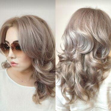 Мода, красота и здоровье в Душанбе: Окрашивание волос, тонировка волос,локоны