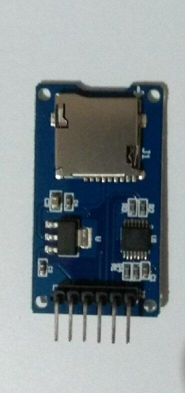 hd-card в Кыргызстан: Micro SD Card модуль для Arduino
