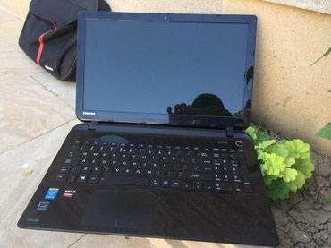 Bakı şəhərində Toshiba 4-cu nesil + Core i5 / 8 gb ram /2 gb vga noutbuku, ela