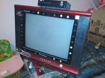ТВ и видео - Кыргызстан: Прадаю телевизор состояние жакшы санарип пульт бар светной одмен тольк