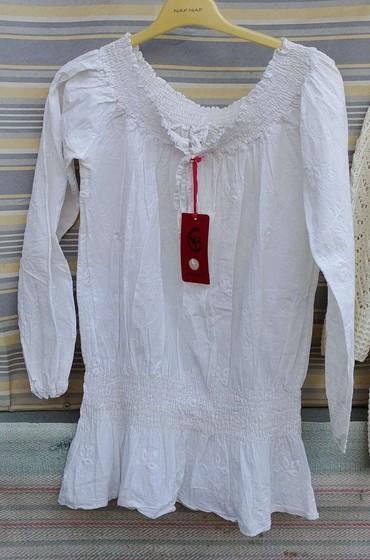 женские вельветовые юбки в Азербайджан: Женская блузка. 100% из хлопка
