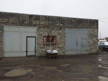 Продаю или сдаю бокс 100м2. имеется: в Бишкек