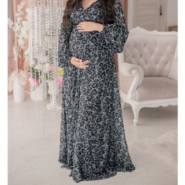 hamile geyimi - Azərbaycan: Hamile ve kilolu xanimlar geyine biler