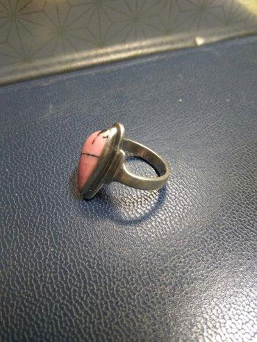 Продаю серебряное кольцо, 17 размер, в Бишкек