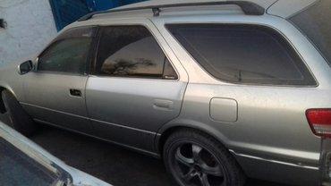 Продаю переднюю левую дверь от тайоты Марк 2 купались цвет белый в Бишкек