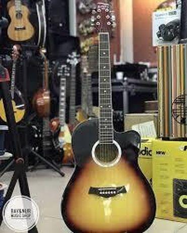 Музыкальные инструменты - Бишкек: Гитара классика, струны нейлон Испанский вариант, звучание певучее