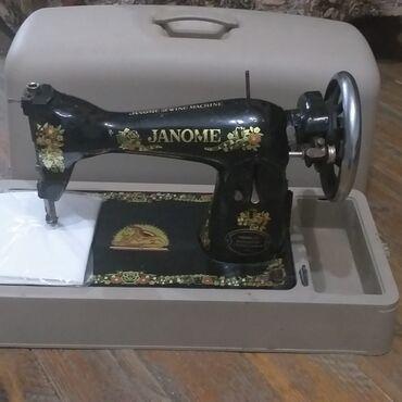 швейный цех в Азербайджан: Janome tikiş maşını