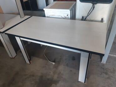 Стол | Офисный, Кухонный | Нераскладной