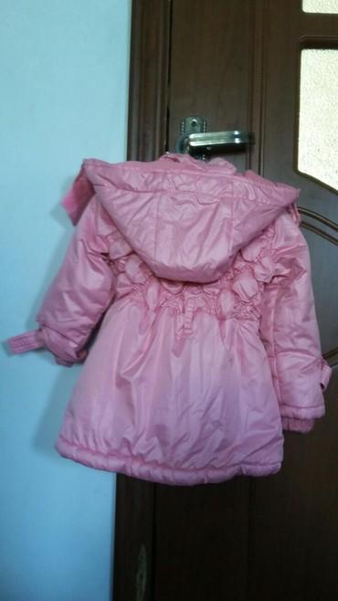 Детская зимняя куртка произв-о турция в хорошем состоянии, возрас
