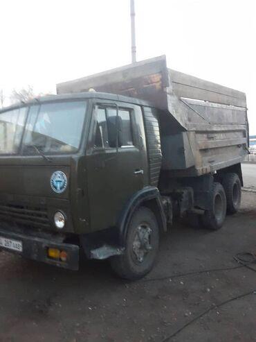 Купить камаз самосвал 65115 бу - Кыргызстан: КамАЗ самосвал сатылат