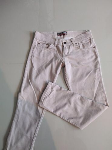 Kao nove pantalone,28Velicina:28Materijal:Ukupna duzina: 82cmDuzina