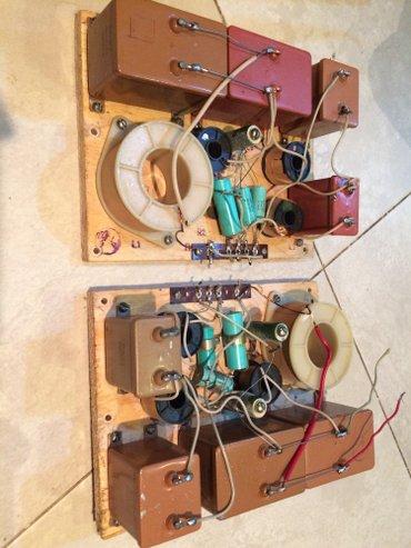 Bakı şəhərində S70 kalonkanin filter bloklari krosoverler