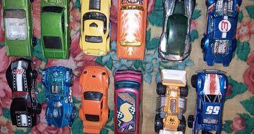Химчистка машины цена - Кыргызстан: 12шт хотвилс машинки(оригинал)Состояние хорошееЦена за все машинки