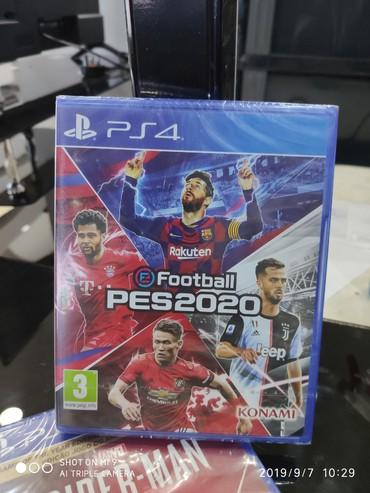 pes 2017 - Azərbaycan: Pes 2020. PlayStation 4 üçün. Futbol oyunu