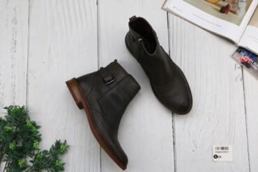 Личные вещи в Украина: Товар: Ботинки женские Marc O'Polo, черные, размер 5, 6501.      Состо
