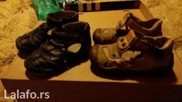 Decije teget sandale br. 21 marko's - Beograd