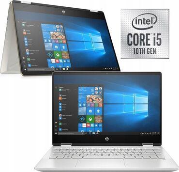 touch 6 в Кыргызстан: HP Pavilion x360 Laptop - 14t-dh200 touch  Новый ноутбук, не расспаков