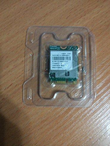 Wifi чип от intel формата m. 2 (ngff) в Бишкек