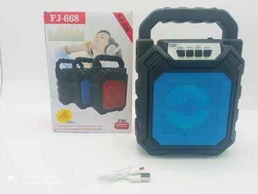 Huawei ets 668 - Srbija: Bežični zvučnik Blutut FJ-668Samo 1400 dinara.Porucite odmah u Inbox