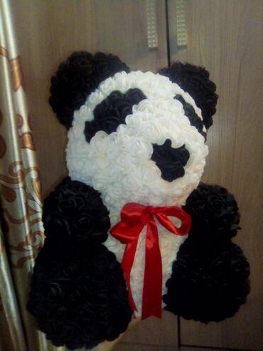 Подарочная панда!!! Отличный сувенир для дорогой мамы,девушки(итд)