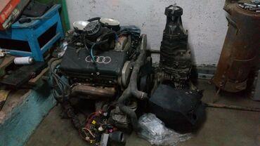 audi rs 7 4 tfsi в Кыргызстан: Двигатель а8 Ауди audi a8 4.2 привозной