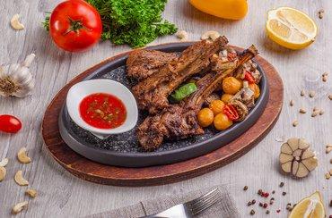 Фото для кафе и ресторанов Food съемка в Бишкек