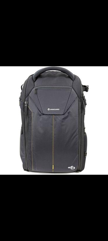 Рюкзак Vanguard Alta Rise 43. Компактный, многофункциональный рюкзак