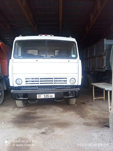 Срочно продаю Камаз 5511, 2000 г/в, в отличном состоянии, кабина со