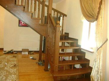 Лестницы на заказ, из массива , качество и срок. в Кант
