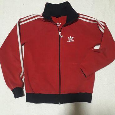 JEFTINO Adidas original dukserica za devojčicu vel 12 Očuvano