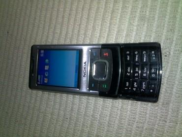 Nokia e71 - Srbija: Nokia 6500s lepo ocuvana, odlicna, life timer 118:06 Nokia 6500s dobro