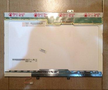 """Ekran 15.4"""" LCD Model : B154EW02  Матрица 15.4"""" LCD Модель : в Баку - фото 2"""