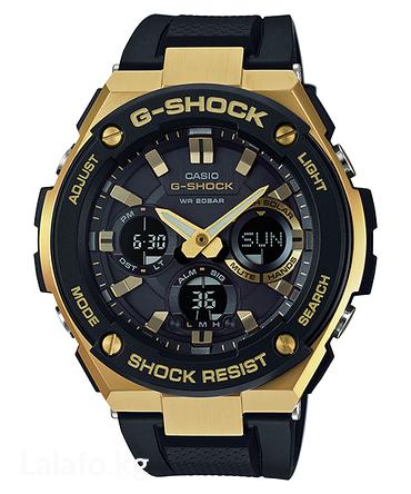 Легендарные часы G-shock !  Серия GST  GST S100G 1A  Источник энерг