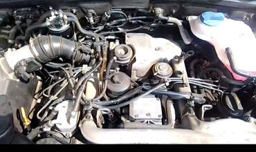 Двигатель. Мотор 2.5 тди ауди v6, полностью рабочий, масло не расходуе