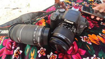 Электроника - Бактуу-Долоноту: Canon 650d. Состояние отличное