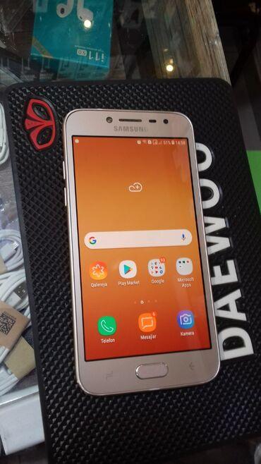 İşlənmiş Samsung Galaxy J2 Pro 2018 16 GB qızılı