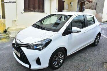 Toyota Yaris 1.4 l. 2014 | 131450 km