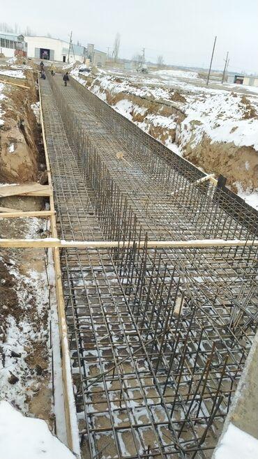Монолитное строительство всех видов и уровней сложности в Кыргызской Р